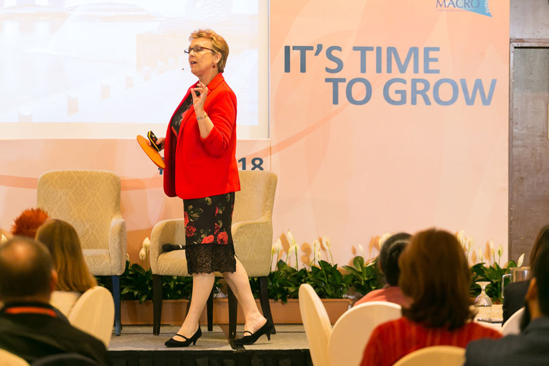 Shirley at APSS - Its Time To Grow